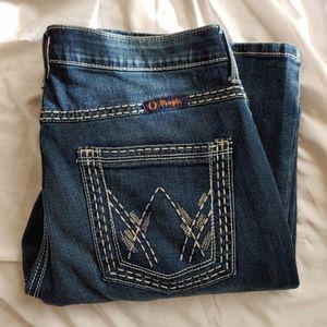 Women Wrangler SHILOH Boot Cut Jeans